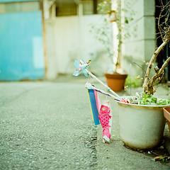2011-02-26_13:47 (h-pom) Tags: street slr 6x6 film japan mediumformat tokyo squareformat