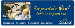 Service Excellence Electronic Recognition Card