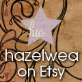 hazelwea on Etsy