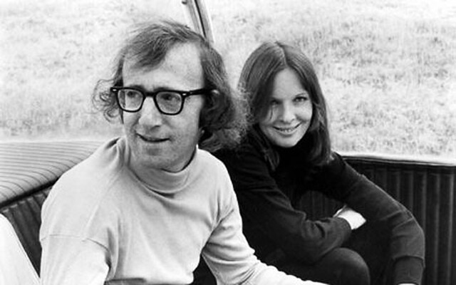 woody allen and diane keaton in sleeper