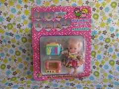 My lovely applaince (Retro Mama69) Tags: vintagetoys retrotoys childhoodtoys juguetesnrfb miniatureapplaince toysmintcondition nrfbtoys dimestoretoys toysinpackage toysmadeinchina toysmadeinjapan