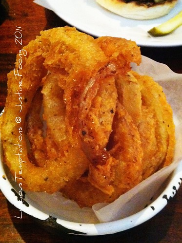 Onion Rings - Byron, Kings Road