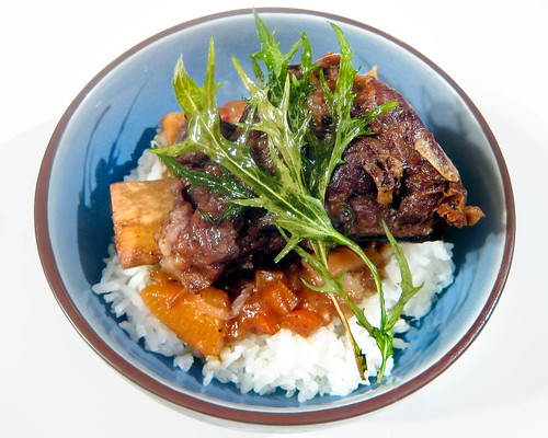 Japanese Beer-Braised Short Ribs
