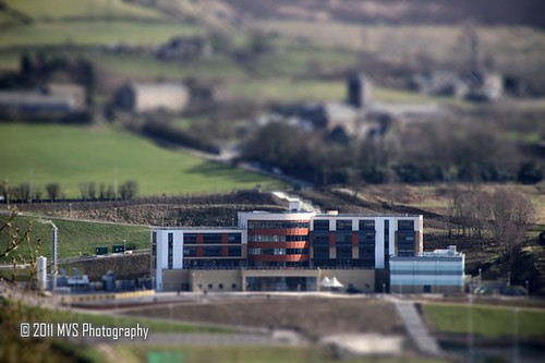 Mossley Hollins High School - Tilt Shift