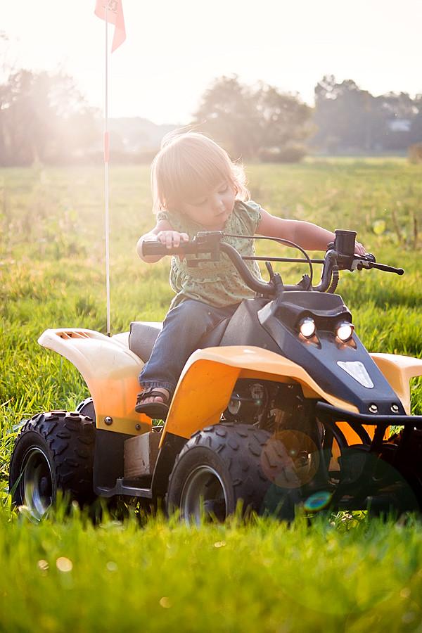 jordyn 4-wheeler