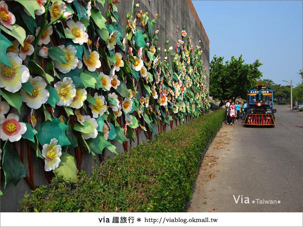 【嘉義景點】新港板頭村交趾剪粘藝術村~到處都是有趣的拍照景點!24