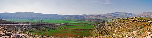 Samaria Panoramic View