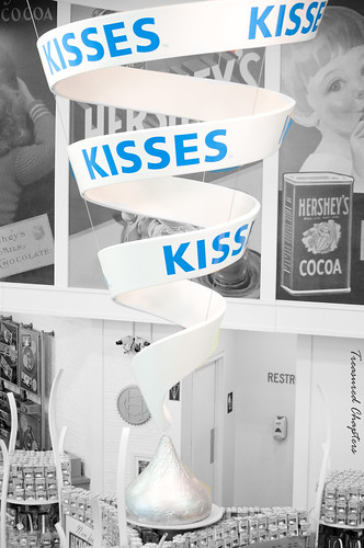 Dessert Studio kisses