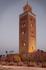 (eneko123) Tags: mosque morocco maroc marrakech mezquita marrakesh marruecos marokko marrocos koutoubia kutubia marrakesch eneko123  hamra redcity   tamurt   marraquech  kutubiya marake marrqueix    murakush tamurtnakkuc  akkuc marrku
