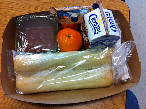 My School Lunch