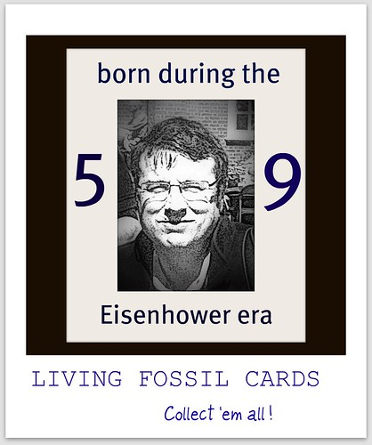 Living Fossil Card 1