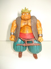 Yangus (kopponigen) Tags: toy dragon action gaming figure videogame warrior quest viii juguete yangus
