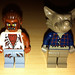 LEGO Collectible Minifigures Series 4 Werewolf vs  Studios