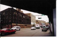 The Goldblatt's Complex (WayOutWardell) Tags: chicago uptown goldblatts