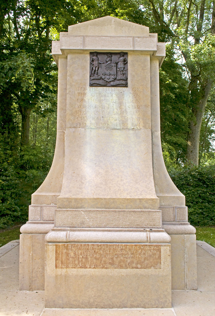 The Sheffield Monument