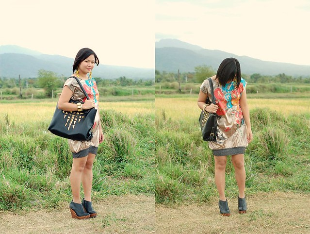 face dress