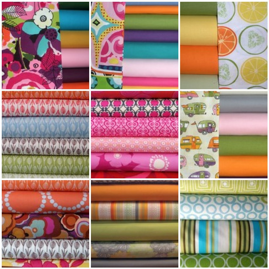 Choosing fabric bundles