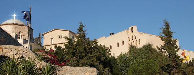 300 years Prophet Elias Monastery