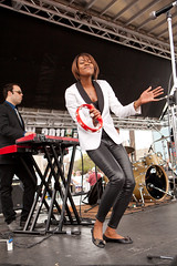 Fitz and The Tantrums - SXSW Music 2011 - Austin, TX