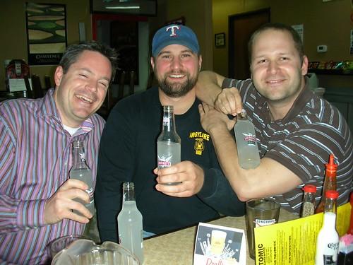 Chris, Matt, Travis