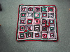 'jean nock' Thank you very much for these gorgeous Squares! I hope you like your blanket!