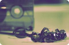 Unwind (Anusha Chandrakanthan) Tags: vacation music relax 50mm bokeh knot tape cassette anusha unwind project365 nikond90