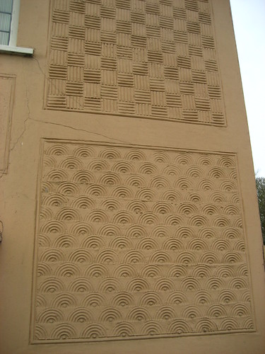 Pargeting panels