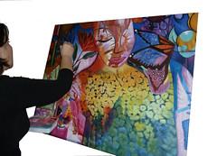 aan het schilderen 3