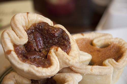 Pecan and Butter Tarts