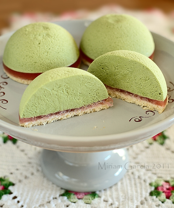 Matcha tea sweets 3