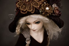 Rhiannon (meike) Tags: ball doll bjd resin fairyland msd rhiannon jointed shushu minifee