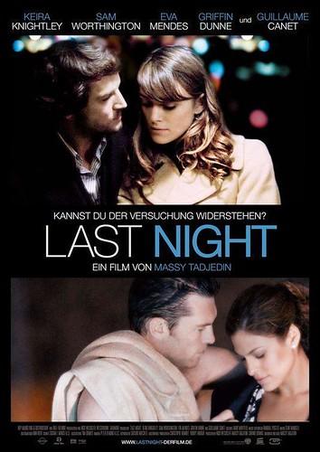 xem phim Dêm Tình Cuối - Last Night 2010
