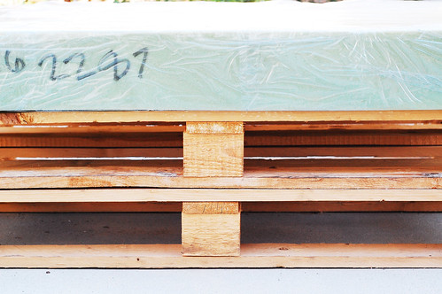 DIY outdoor bench/cushion
