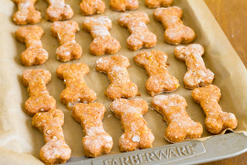 Italian-style Dog Biscuits - 5