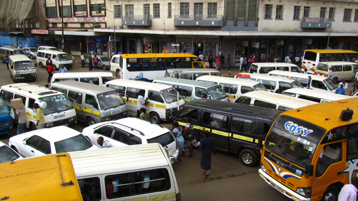 Transportation in Nairobi