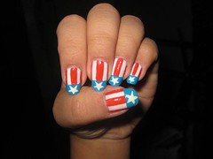 nail art design Stars and stripes (katikuykuy) Tags: usa stars stripes nails starsandstripes nailart nailartdesign simplenailart cutenailart beautifulnailart prettynailart uniquenailart starsnailart stripesnailart usanailart katikuykuysnails