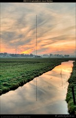 DECCA transmitters near Heiloo (Peterbijkerk.eu Photography) Tags: netherlands kpn antenne navigation noordholland ptt zendmast heiloo decca nld zonsopkomst masterslave navigatiesysteem navigatie peterbijkerkeu antennemast hyperbool plaatsbepaling deccaradioandtelevisionltd deccazendstation 201103251 e2keten kustnavigatie radionavigatiesysteem
