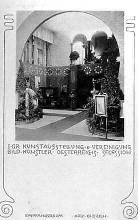 Secession Building, Vienna, Austria, 1898