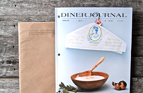 DinerJournal_Spring2011