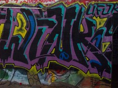 WINK ufok (Reckless Artist) Tags: building art minnesota graffiti midwest paint cities twin spray tc graff wink mn winky winkie colddayfun