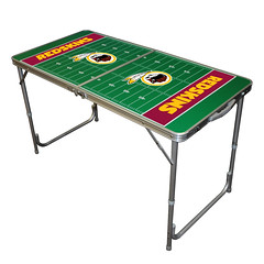 Washington Redskins TailGate Table