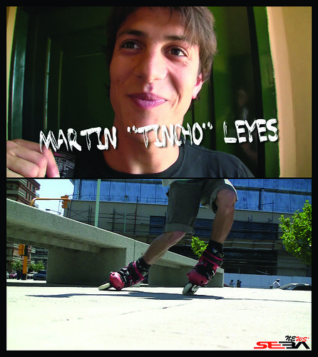 "Martin ""TINSHO"" Leyes"
