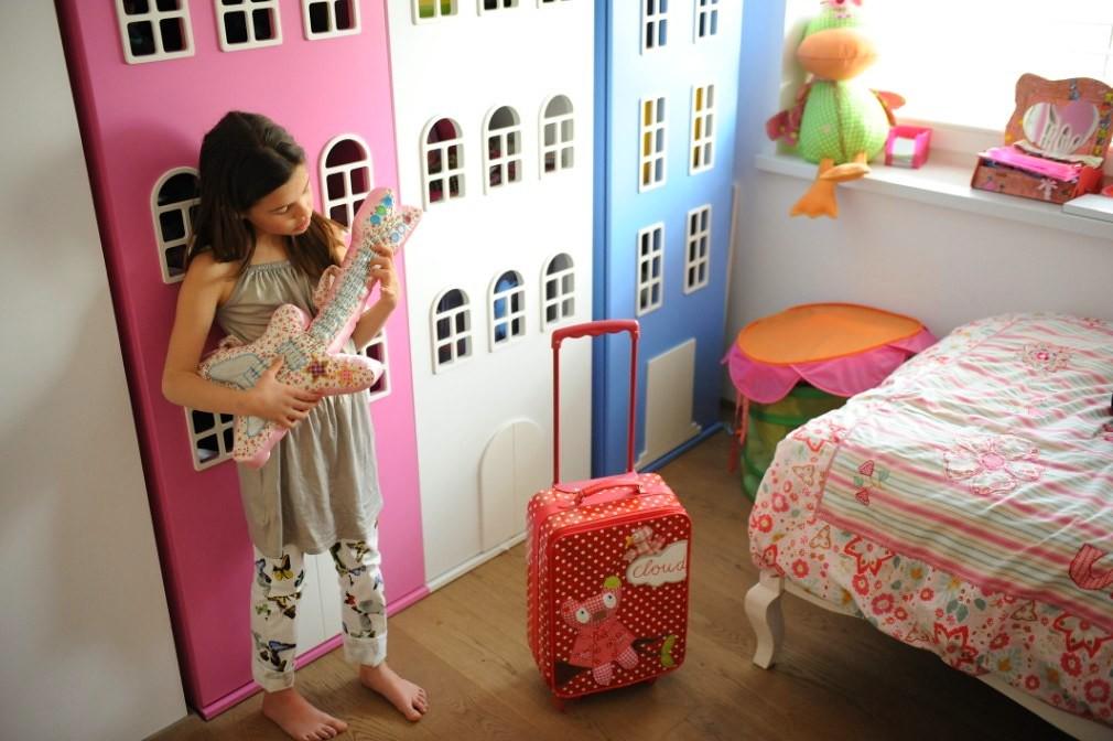 Kast van een Huis omare v otroški sobi