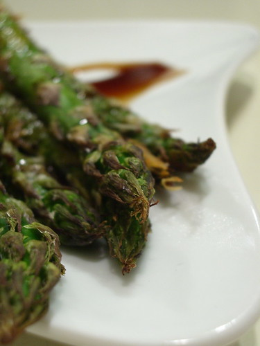 The Best Roasted Asparagus