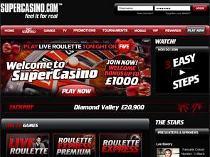 Super Casino Home