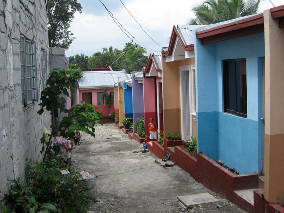 Gawad Kalinga Houses