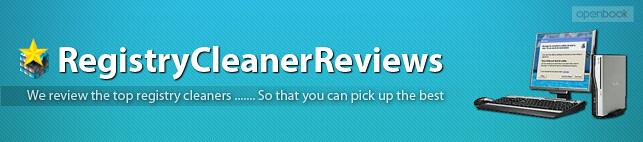 Registry Cleaner Reviews Header