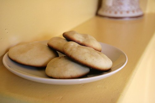olive oil lemon cookies