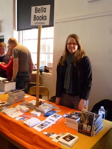 Bella Books @ Rainbow Book Fair