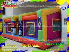 Buscando A Nemo. Atracciones RICHARD. (atracciones RICHARD / potencia ATS digital / JUAN ) Tags: plaza los patio richard heroes atracciones ixtapaluca ayotla